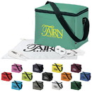 Koozie Custom 61961 6 Pack Cooler Golf Event Kit - Ultra 500, Cooler - 70D Nylon Contents - Vary