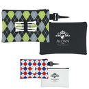 Norwood 62334 Pattern Golf Tee Pouch