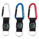 Custom 65075 Navigating Carabiner, Metal, 4-1/2