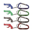 Custom Gun Shape Bottle Opener Keychain, 2 1/2