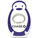 Custom Penguin Shape Magnetic Bottle Opener, 4