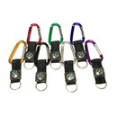 Custom Carabiner with Compass, 3 1/8