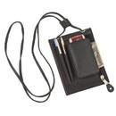 Blank Nissun Cap BH7051 Badge Holder, 420D Nylon, 5