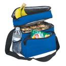 Blank Nissun Cap CO1095 Cooler & Lunch Bag, 600D Polyester