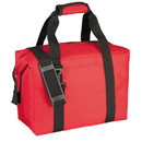 Custom COL1142 Insulated Picnic Cooler, 600D Polyester - Screen Print