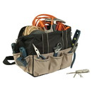 Blank DB1161 Deluxe Tool Bag, 600D Polyester w/ Heavy Vinyl Backing