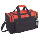 Blank Nissun Cap DB1175 Sports Duffel Bag, 600D Polyester