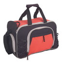Custom DB1182 Deluxe Gym Duffel, 600D Polyester - Screen Print