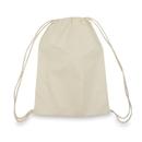 Custom DT4151 Natural Drawstring Cotton Bag, 5 oz. Cotton - Screen Print