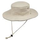 Custom FMBK Fishman's Bucket Hat - Beige - Screen Print
