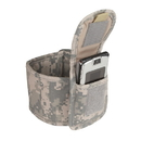 Custom ID1032 Digital Camo Arm Wallet, 600D Polyester - Embroidery