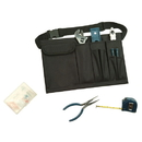 Custom OGR1141 Tool Organizer on Belt, 600D Polyester - Black