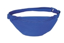 Custom POPF Polyester One Pocket Fanny Pack, 600D Polyester - Embroidery
