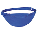 Custom POPF Polyester One Pocket Fanny Pack, 600D Polyester - Screen Print