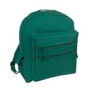 Custom SB School Backpack, 600D Polyester w/ Heavy Vinyl Backing - Embroidery