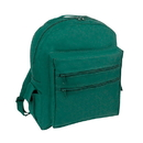 Custom SB School Backpack, 600D Polyester w/ Heavy Vinyl Backing - Screen Print