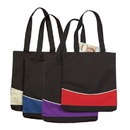 Custom ST1143 Fashion Tote, 600D Polyester - Embroidery