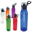 Custom SUNC7010 25 OZ. Plastic Water Bottle