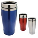 Custom SUNM6002 16 oz. Bottle Tumbler, Double Wall Stainless Steel with 18/8 Stainless Steel Interior