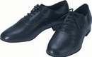 Go Go Dance 14002-11 Black Leather Dance Shoes