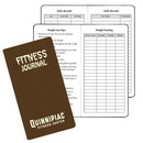 Custom FJ-18 Fitness Journal, Canyon Covers, 3 1/2 x 6 1/2 inch, Saddle-Stitched