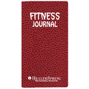 Custom FJ-1C Fitness Journal, Cobblestone Covers, 3 1/2 x 6 1/2 inch, Saddle-Stitched