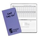 Custom GL-14 Golf Log, Twilight Covers, 3 1/2 x 6 1/2 inch, Saddle-Stitched
