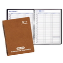 Custom PR-38 Weekly Planners, Canyon Covers, 8 1/2 x 11 inch, Wire-Bound