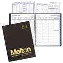 Custom TM-33 Time-Master Large Planner, Continental Vinyl Covers, 8 1/2 x 11 inch