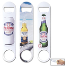 STOPNGO Line Custom White Paddle Style 4 Color Process VERSAprint Bottle Opener, 7