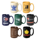 STOPNGO Line Custom 15 oz. Giant Ceramic Mug, 4 1/2