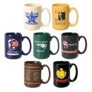 STOPNGO Line Custom 15 oz. Giant Ceramic Mug, 4 1/2