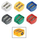 STOPNGO Line Custom Pencil Sharpener for 2 Sizes, 1 1/4