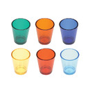 STOPNGO Line Custom Polycarbonate 1.5 oz. Shot Glass, 2 1/4