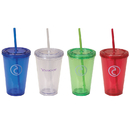 STOPNGO Line Custom 16 oz. Double Walled Acrylic Tumbler, 6 1/4