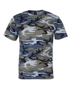Code V 3906 Camouflage Short Sleeve T-Shirt