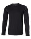 Alo M3021 Long Sleeve Pieced Interlock T-Shirt