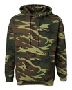 Code V 3969 Camouflage Pullover Hooded Sweatshirt
