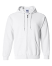 Gildan 18600 Heavy Blend Full-Zip Hooded Sweatshirt