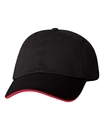 Bayside 3617 Unstructured Twill Cap