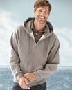 Jerzees 4999MR Nublend Super Sweats Full-Zip Hooded Sweatshirt