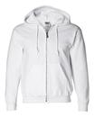 Gildan 12600 Dryblend Full-Zip Hooded Sweatshirt