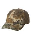 Kati MO09 Structured Mid-Profile Mossy Oak Camouflage Cap