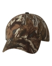 Outdoor Cap 401PC Classic Solid Cap with Velcro