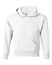 Hanes P473 Comfortblend Ecosmart Youth Hooded Sweatshirt
