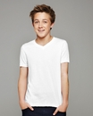 Bella+Canvas 3005Y Youth Short Sleeve V-Neck Jersey T-Shirt