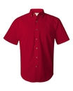 Featherlite 281 Short Sleeve Stain Resistant Twill Shirt