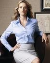 Calvin Klein  Ladies' Pure Finish Cotton Shirt