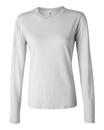 Bella+Canvas 6500 Ladies' Long Sleeve Jersey T-Shirt