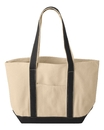 Liberty Bags 8871 16 Ounce Cotton Canvas Tote
